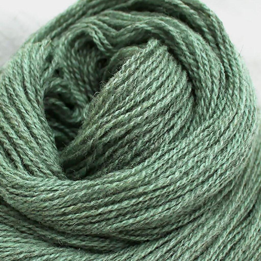 Jadegrøn-closeup