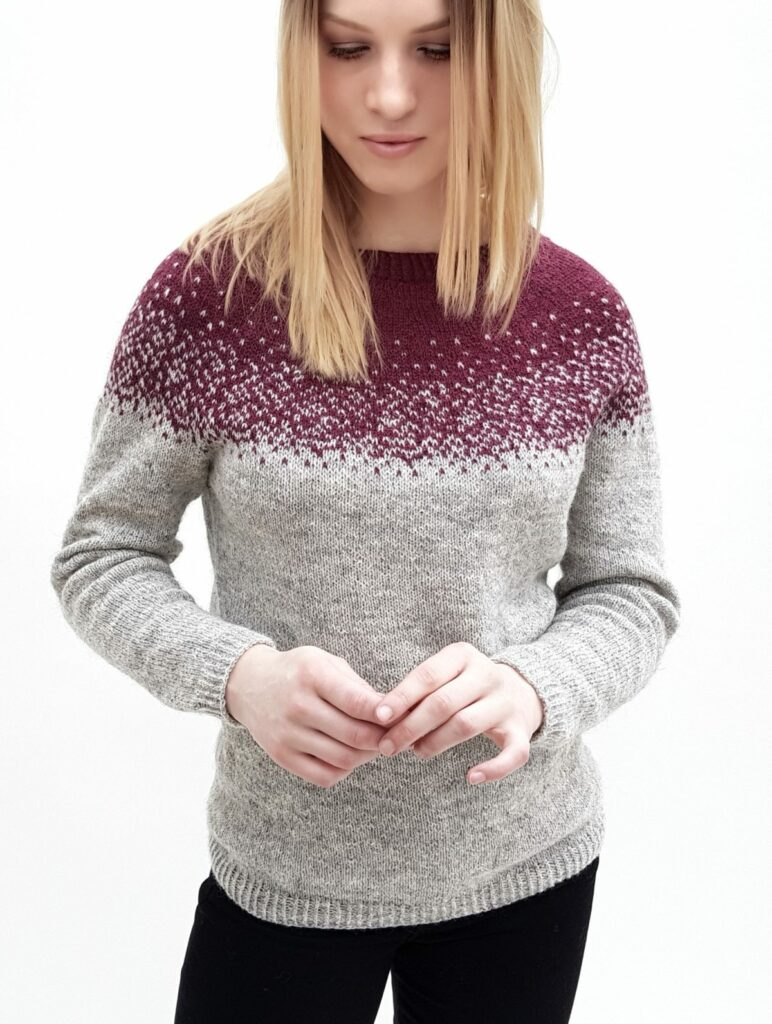 snowflake sweater 1 (2)