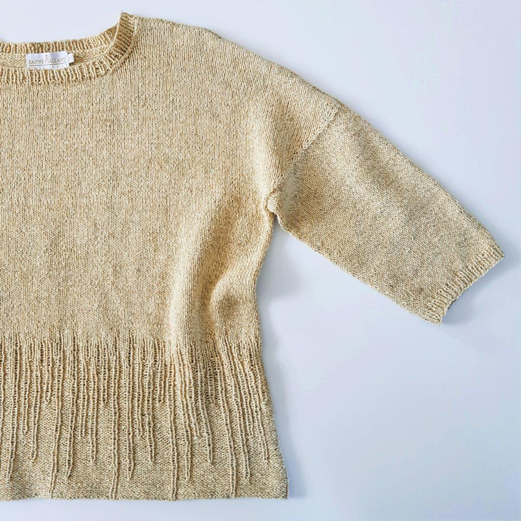 Linen sweater 3