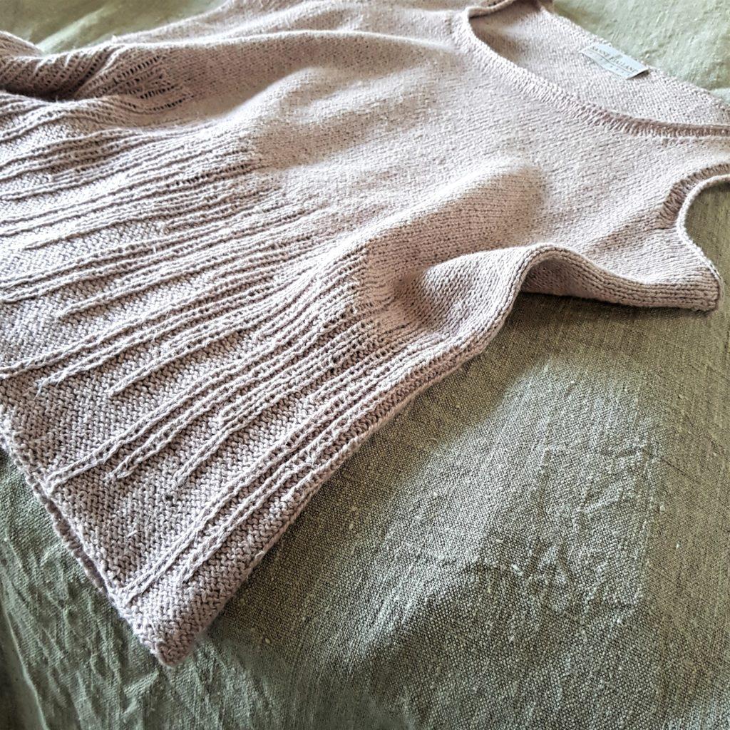 Linen top 3