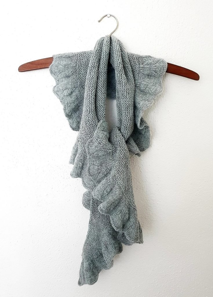 Feather scarf (2)
