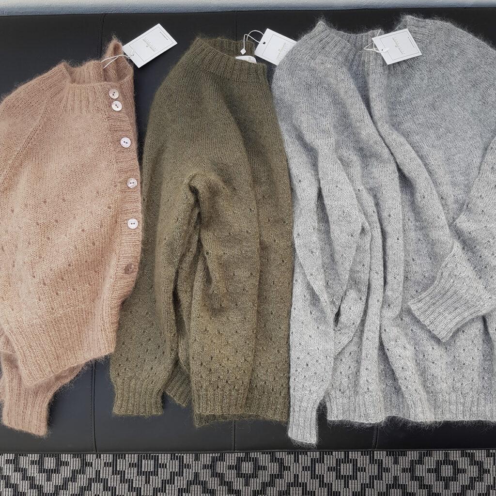 Pearl sweater 3