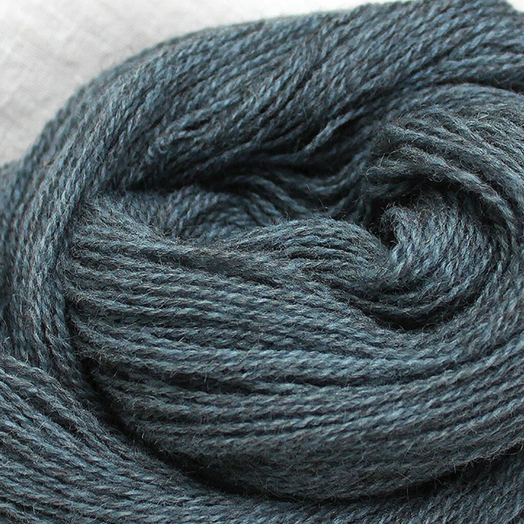 Havblå-closeup